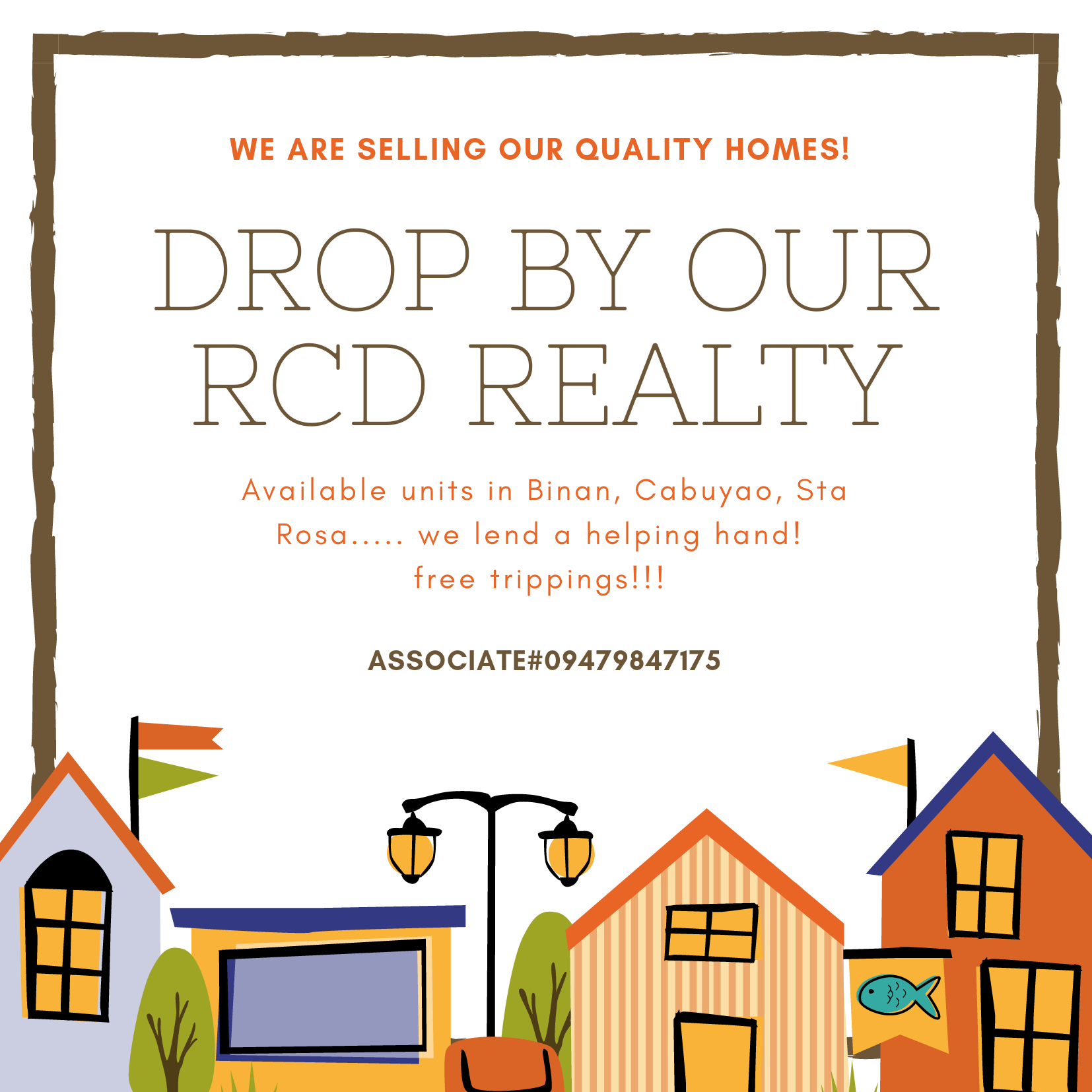 FB ads RCD homes infographics